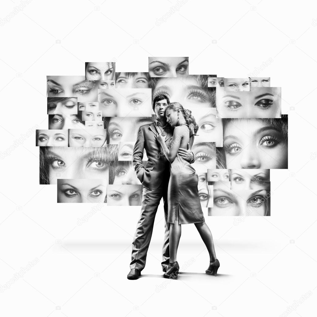 Couple — Stock Photo #4708617