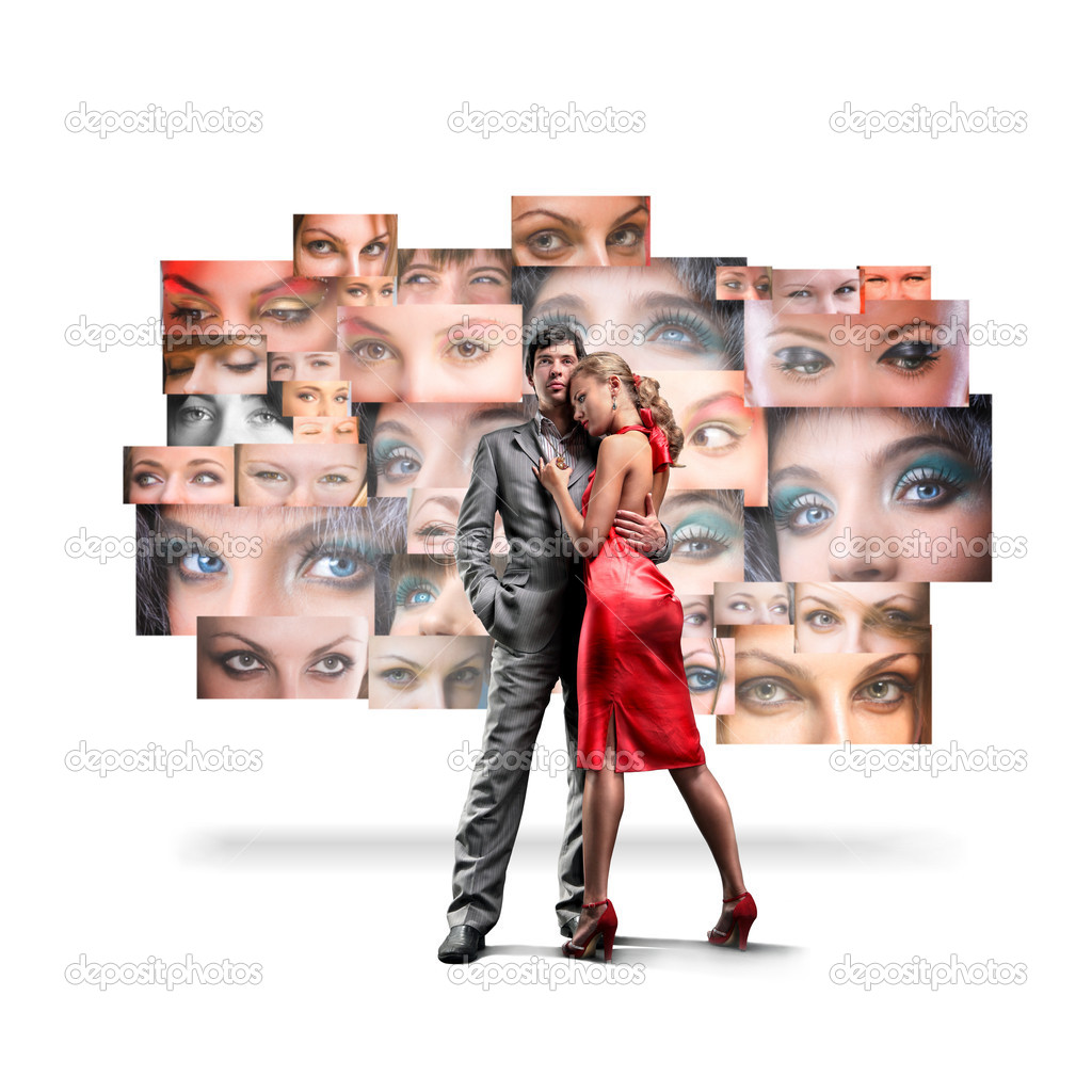 Couple — Stock Photo #4708618