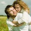 Young love Couple — Stock Photo #4710862