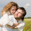 Young love Couple — Stock Photo