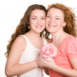 Mother and daughter — Stock Photo #4713040