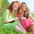Mom and Daughter Having Fun — Stock Photo #4713075