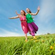 Mom and Daughter Having Fun — Stock Photo #4713190