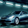 Infiniti G37 Coupe - Stock Photo
