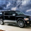 Stock Photo: Infinity QX56