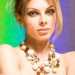 Beautiful young woman — Stock Photo #4713812