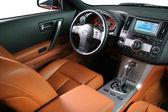 Car interior. Dashboard — Stock Photo