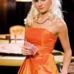 Women in casino 3 — Stock Photo #3836608