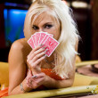 Stock Photo: Women in casino 4
