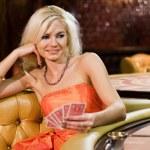 Women in casino 5 — Stock Photo #3836619