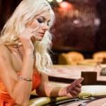 Women in casino 6 — Stock Photo #3836632