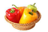 Bell Pepper — Stock Photo