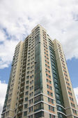 High-rise residential building — Stock Photo