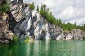 大理石峡谷. — 图库照片