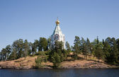 Island Valaam. — Stock Photo
