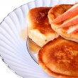 Stock Photo: Pancake