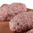 Stock Photo: Which cutlets