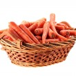 Carrot crop — Stock Photo #2817041