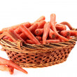 Carrot crop — Stock Photo #2957636