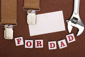 Father day — Foto de Stock