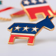 Royalty-Free Stock Photo: Democratic party