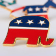 Republican Party — Stock Photo