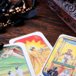 Cards tarot — Foto de Stock