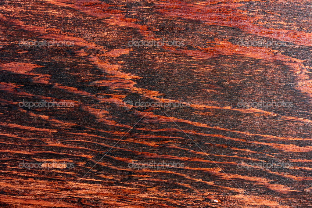 Wooden board processed by special structure for change of colour as a background. — Stock Photo #3244919