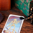 Royalty-Free Stock Photo: Card tarot