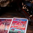 Royalty-Free Stock Photo: Cards tarot