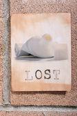 Loss concept — Stock Photo