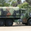 Army lorry — Stockfoto