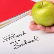 Back to school - Stockfoto