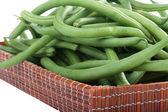 フランス語豆 — ストック写真