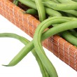 French bean - Stock Photo