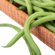 Royalty-Free Stock Photo: French bean