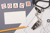 Coach — Stock Photo