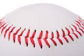 Baseball stitch — Stock Photo