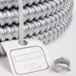 Cable protection conduit — Stock Photo #3705741