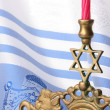 Menorah — Stock Photo #3718725