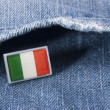 Flag of Italy — Stock Photo #3889192