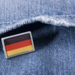 Royalty-Free Stock Photo: Flag of Germany