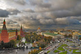 Center of Moscow — Foto Stock