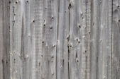 Rustic gray wooden boards background — Fotografia Stock