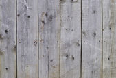 Rough gray wooden boards background — Stock Photo