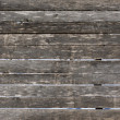 Stock Photo: Old rough wooden fence background