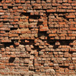 Old brick wall background — Stock Photo #3319755