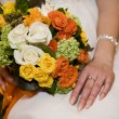 Wedding bouquet — Stock Photo #3025295