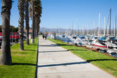 Ventura Dock — Stock Photo