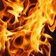 Royalty-Free Stock Photo: Flame texture